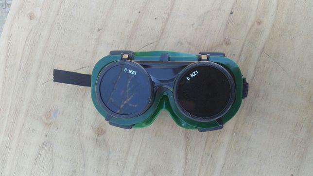 Очки защитние сварочние ADMIRAL