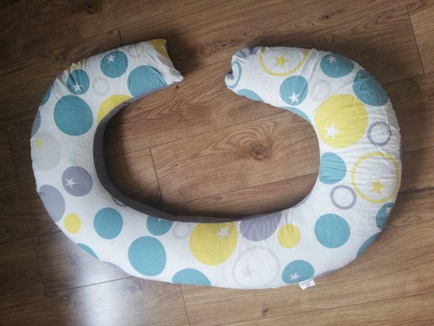 Ciążowa poduszka typu C