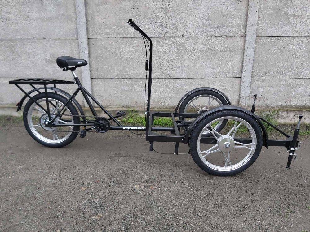 Кавярня на колесах Вело-рама