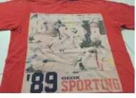 T shirt Geox 10 anos