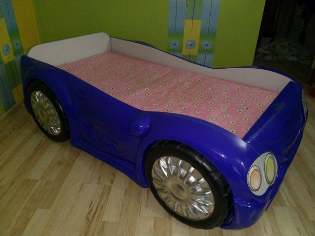 Ліжко-машина для хлопчика в відмінному стані