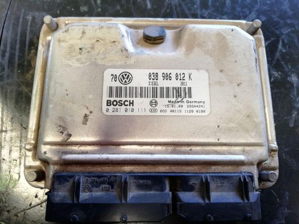 Centralina motor Vw Golf IV 1.9 TDI Vw Bosch 038 906 K