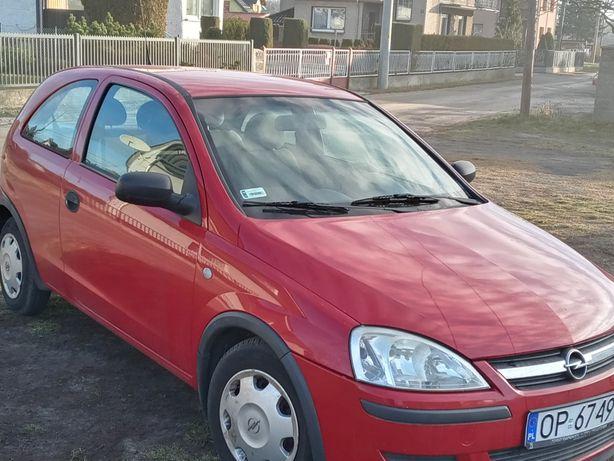 Opel corsa c 2004