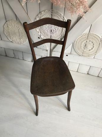 Krzesło drewniane vintage