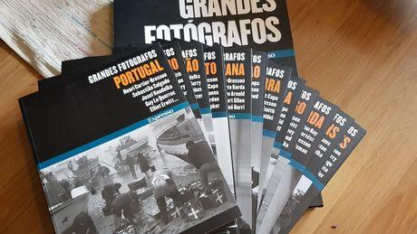 Coleção completa Grandes Fotógrafos