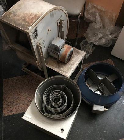 Система вентиляции, вентиляция