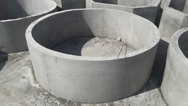 "Бетонные канализационные кольца, квадраты. Выгребная яма ""под ключ"""