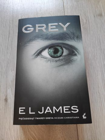 Pięćdziesiąt twarzy Greya Oczami Christiana