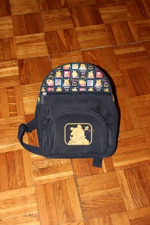 Plecak/plecaczek dla dziecka/dziecięcy Kubuś Puchatek do przedszkola