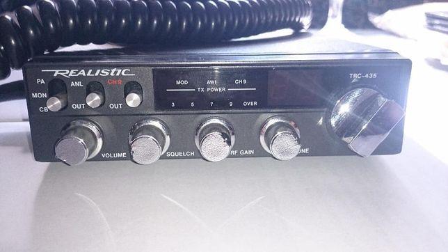 Cb radio Realistic TRC 435 stabo xm5012