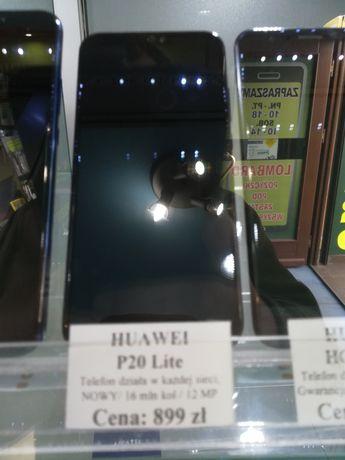 Huawei p20 lite, nowy!