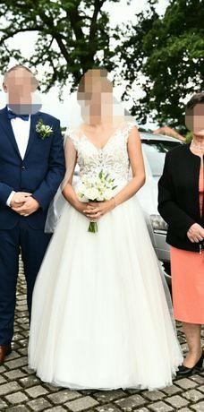 Suknia Ślubna Herms Bridal Aprille