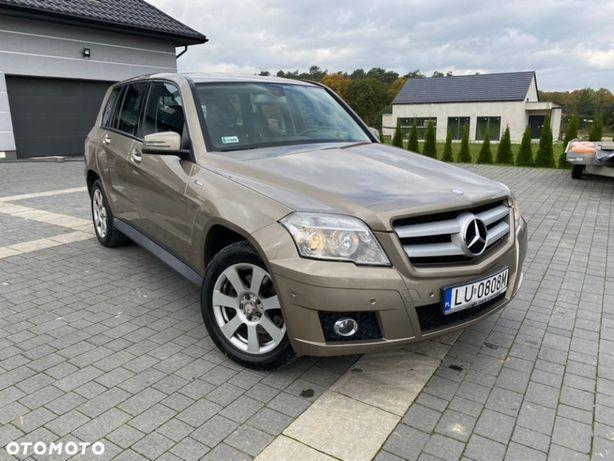 Mercedes-Benz Glk 4x4 Salon Polska Oryginał