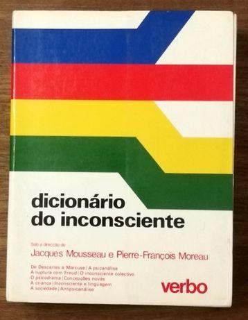 dicionário do inconsciente, jacques mousseau, verbo