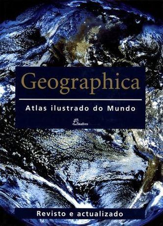Geographica - Atlas Ilustrado do Mundo