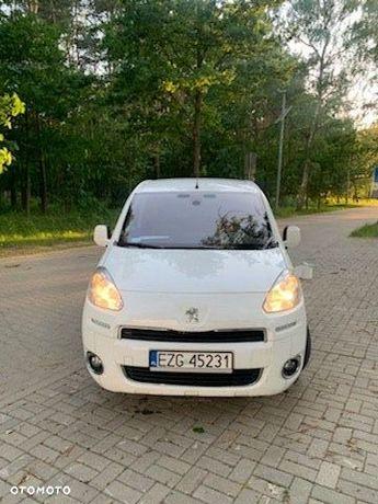 Peugeot Partner Peugot Partner 2012