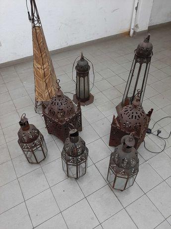 Candeeiros Marroquinos