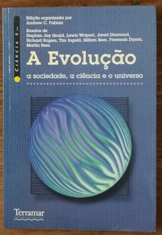 a evolução, a sociedade, a ciência e o universo, andrew c. fabian