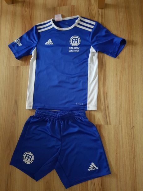 strój piłkarski adidas football academy roz. 116 - 128