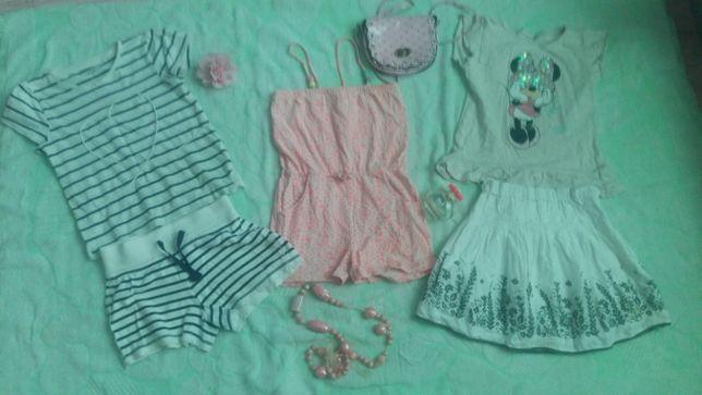 Пакет одежды девочке 5-6 лет! От 1 единицы или микс!