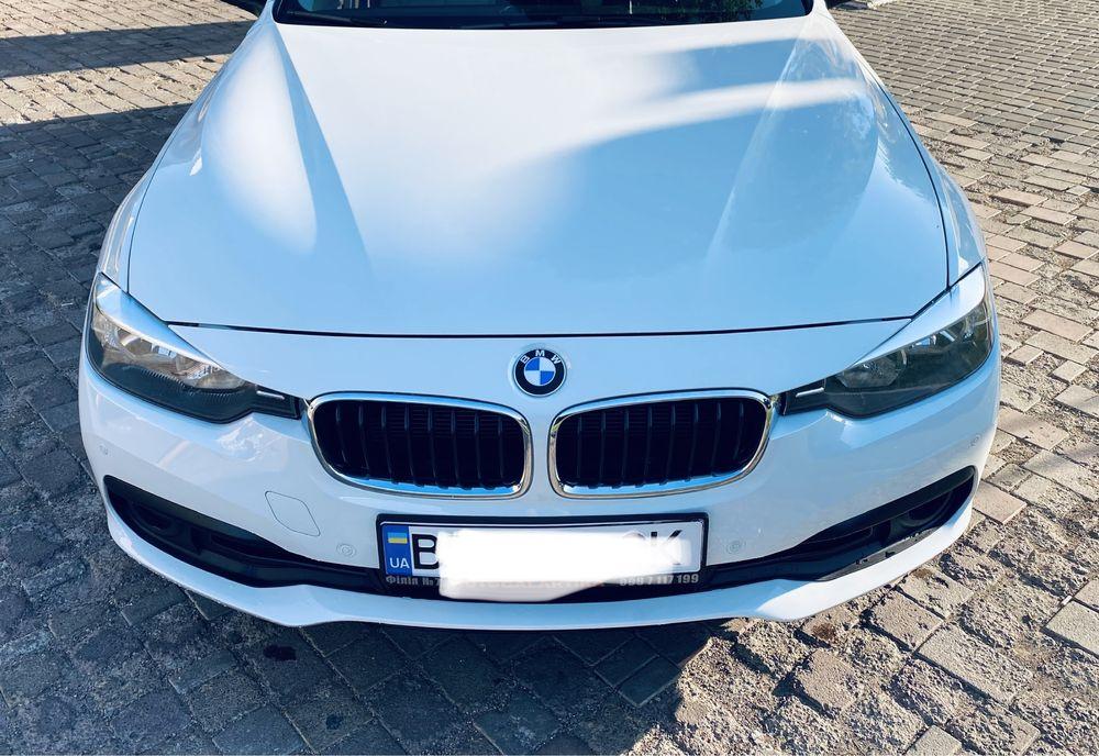 Продам передний бампер BMW F30 рестайлинг Одесса - изображение 1