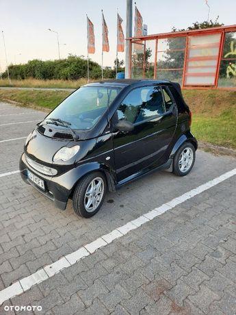 Smart Fortwo Smart ForTwo Cabrio 0.8 CDI