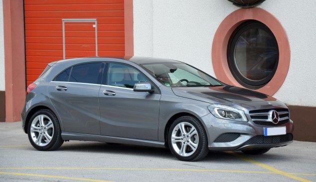 Jantes 17 Originais Mercedes A W176