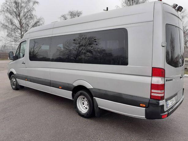 Продам автобус Mercedes-Benz Sprinter 519 Extralong 2010 року.
