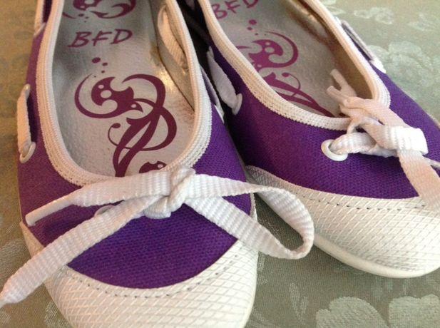 Buty tenisówki 37 nowe jak baleriny