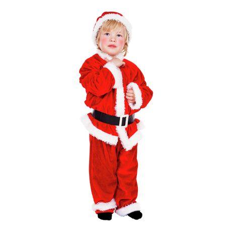 strój św. mikołaja dla chłopca 1-2 lata