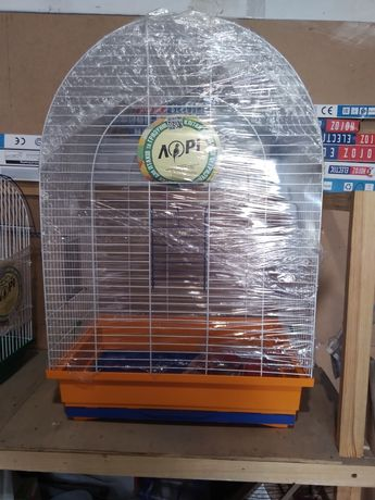 Клітки для попугаїв