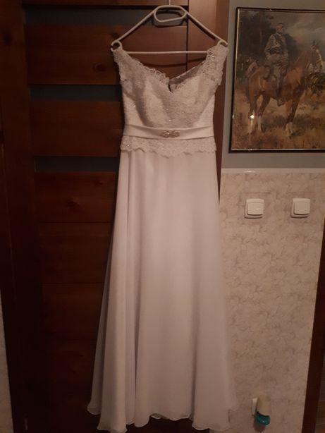 Sukienka ślubna s 36