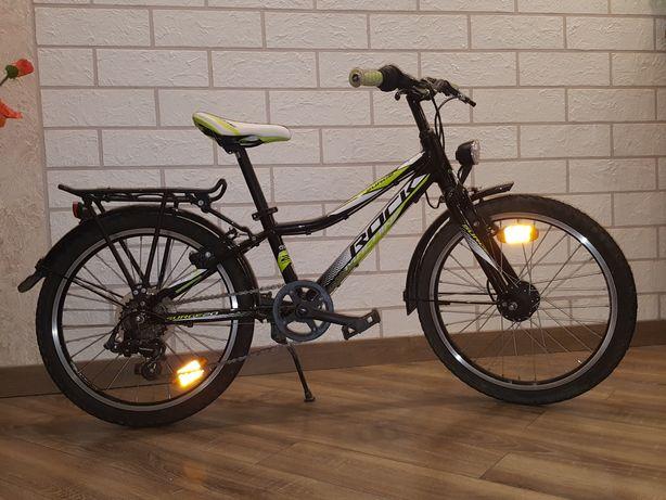 "Rock Machine Surge City 20"" велосипед 20 дюймов, детский 7-9 лет"