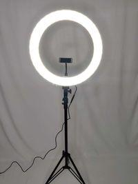 [NOVO] Ring Light Profissional • 60W • [48 cm] Tripé [70 - 200 cm]