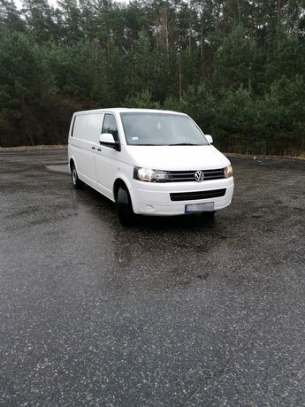 Vw t5 lift długi