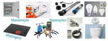Eletricista / Canalizador / Pequenas reparações domésticas
