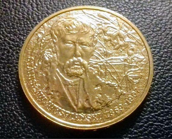 Moneta 2 złote Stanisław Wyspiański 2004
