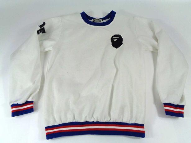 Bluza BAPE biuała rozmiar L