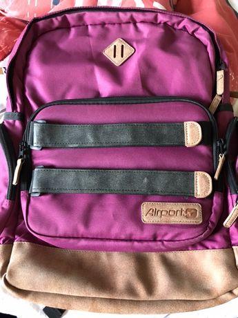 Продам рюкзак Airport розовый