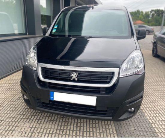 Peugeot Partner 1.6hdi 2017_82000kms