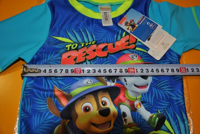 футболка для плаванья 122-128