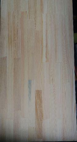 Щит меблевий Ліра 28х430х1400 мм сосна