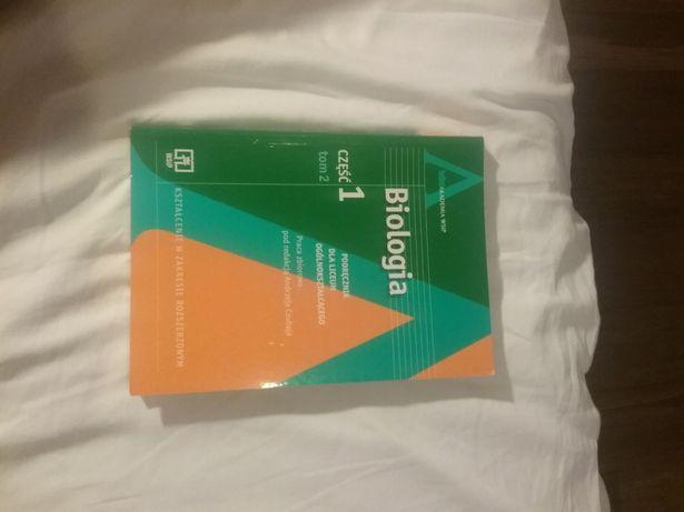 Akademia WSIP Biologia, część 1 tom 2, Kielce
