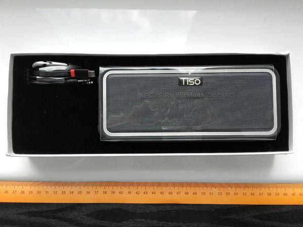 Głośnik Tiso T15 Bluetooth, NFC, microSD, USB, 20Wat, APT-X, AUX,