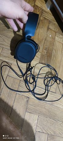 Słuchawki STEELSERIES Arctis 3 Black Pc Xbox one PS4 PlayStation 4