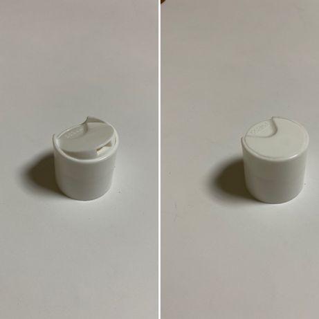 Крышка для антисептика диск-топ на 28 горловину