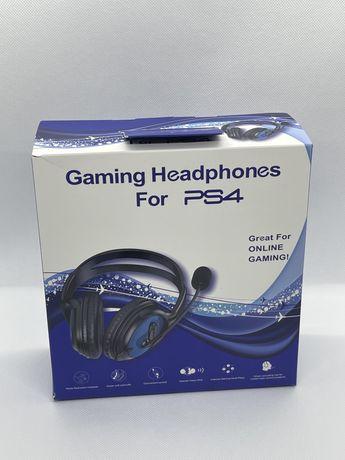 Headphones PS4