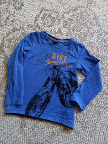 S.Oliver bluzka koszulka z długim rękawem chłopięca 110-116