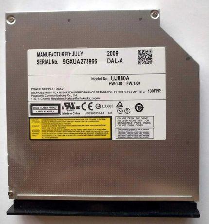 Привід DVD-RW UJ880A для ноутбука