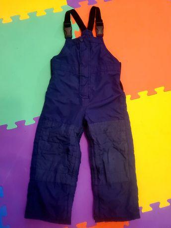 GAP Зимний полукомбинезон лыжные штаны 4 года непромокаемые Primaloft